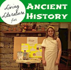 Cindy's top living literature picks for ancient history