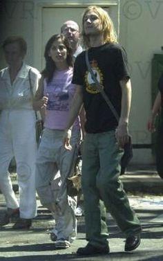 Daniel Johns & Natalie Imbruglia Natalie Imbruglia, Daniel Johns, 90s Girl, St Cloud, Human Art, Sadie, Flare Jeans, Rock Bands, Singers