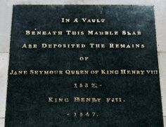 November 12, 1537 - Jane Seymour's Funeral. Read about the formalities on www.janetwertman.com