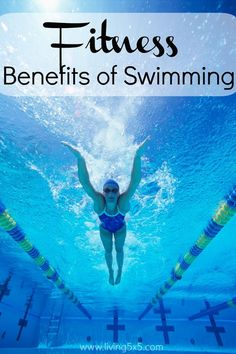 See The Benefits Of Swimming For Fitness and how it can be gentle, yet fun!
