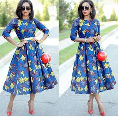 Call, SMS or WhatsApp if you want this style, needs a skilled tailor to hire or you want to expand more on your fashion business. African Dresses For Women, African Attire, African Wear, African Women, African Style, African Beauty, Ankara Dress Designs, African Print Fashion, African Prints