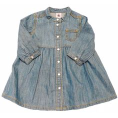 WAY too expensive for a denim kids dress but I get better at sewing one of these days!