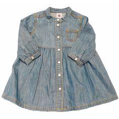 Tiny People : denim dress