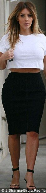 1000 images about crop top skirt on pinterest crop for Tight t shirt crop top