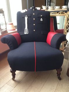 Quirky Unique Military 'Policeman Bobby' by RescuedRetroVintage, £2495.00