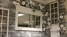 Brentwood Marsilona Inspire with handmade paper flowers