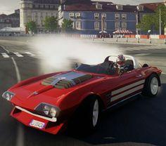 Chevrolet Corvette Grand Sport C2 by Lukynix Designs   #lukynix #chevrolet #corvette #xboxone #forzamotorsport6