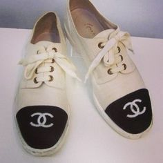 Chanel shoes, beatiful love them