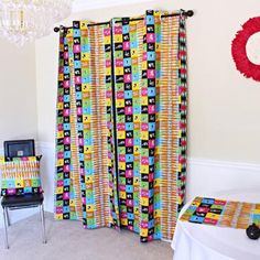 Get 2 curtain patterns for the price of house don't have to be so conventional. Our awesome African Print double sided window curtains transform a neglected essential into an awesome statement piece. Featuring a double-sided print. Curtain Patterns, Fabric Patterns, Curtains Yellow And Blue, Main Colors, All The Colors, African Theme, African Home Decor, Printed Curtains, Window Curtains