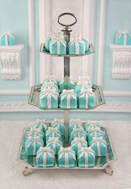 Tiffany's Blue - lecker.