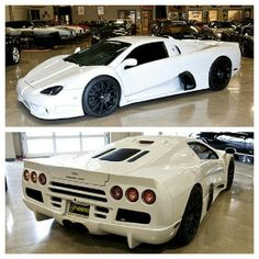 Shelby do it the best with the SSC Aero