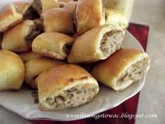 Breakfast Menu, Polish Recipes, Middle Eastern Recipes, Artisan Bread, Food Lists, Dinner Recipes, Food And Drink, Appetizers, Snacks
