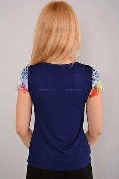 Футболка Г3194 Цена: 345 руб Размеры: 42-46  http://odezhda-m.ru/products/futbolka-g3194  #одежда #женщинам #футболки #одеждамаркет