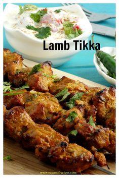 eye makeup rainbow make up Goat Recipes, Kebab Recipes, Curry Recipes, Indian Food Recipes, Asian Recipes, Beef Recipes, Chicken Recipes, Indian Snacks, Recipies