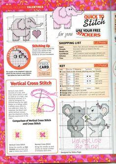 Gallery.ru / Фото #8 - Cross Stitch Card Shop 05 - WhiteAngel