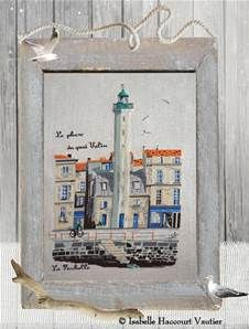 La Rochelle - Isabelle Haccourt Vautier