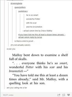Evidence that the Harry Potter fandom is extremely passionate (and also knows what they're talking about!).