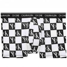 Calvin Klein CK One Cotton Stretch Trunk, CK1 Check Logo Print/Black Calvin KleinCK One Cotton Stretch Trunk, White / Mini CK1 Logo Print Featuring a Mini CK1 Logo 'all over' check print Soft cotton stretch styles for comfort and ease of movement. Calvin Klein Signature logo contrasting waistband. 95% Cotton / 5% Elastane. Calvin Klein Ck One, Soft Classic, Check Printing, Signature Logo, Timeless Design, Trunks, Underwear, Logos, Cotton