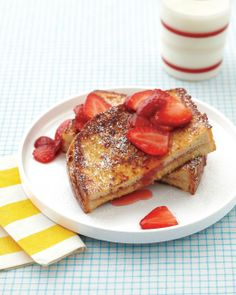Peanut Butter-Stuffed French Toast Recipe- Quick & Delicious