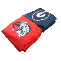 #OSFS09242012 University of Georgia Bulldogs UGA Cornhole Toss Bean Bags