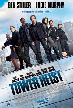 Tower Heist...haven't seen it yet, but love Eddie Murphy!