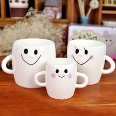 Happy Family Mugs