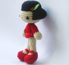 Pepika Amigurumi Pattern - Vicky the Doll