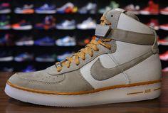 "Nike Air Force 1 Downtown Hi ""Bamboo"""