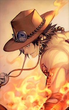 - - Ace - One Piece - -