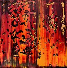 Ignited is a new naturalistc philosophical abstract artwork by Gaya in a genre of sensual expressionism executed in her unique artistic style.