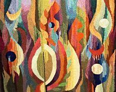 Абстракция ручной работы. Ярмарка Мастеров - ручная работа. Купить Гобелен.Сказка осеннего леса.. Handmade. Картины и панно, натахари