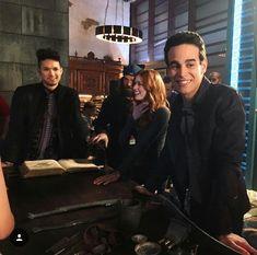 Behind the scenes of season 3