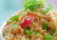 Schezwan Tawa Pulao - My Recipe Magic