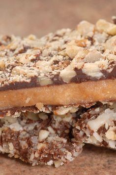 Melt In Your Mouth Toffee Recipe