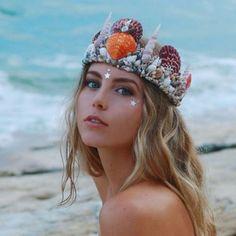 Moda: Dal #Flower #Power ai Gioielli Marini: il Trend delle Mermaid Crowns! (link: http://ift.tt/2brWObY )