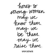 March is Women's History Month! We will be remembering and celebrating contributions from notable and ordinary women in past and present times who make the world a better place. Woman Quotes, Life Quotes, Clever Quotes, Inspiring Quotes, Motivational Quotes, Girl Empowerment, Word Pictures, Women In History, Happy Thoughts