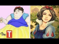 The Amazing Evolution Of The Disney Princess - http://beauty.positivelifemagazine.com/the-amazing-evolution-of-the-disney-princess/ http://img.youtube.com/vi/EjenyUkpAIM/0.jpg