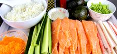 Tired of disappointing sushi from stalls? Simply learn the basic ingredients of the Japanese dish, and you can make good sushi at home. READ MORE: https://www.sushi.com/articles/want-to-prepare-sushi-for-your-friends-get-these-ingredients-first