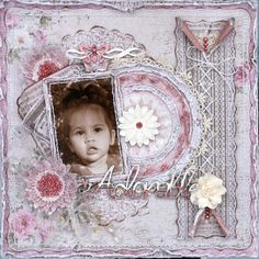 Life's little Embellishments: Adorable ****Maja Design*****Scrap Fx