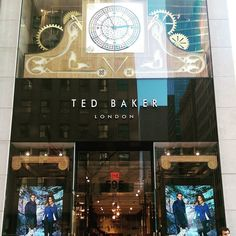 The @Tedbaker_London store is very beautiful