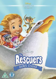 #29 The Rescuers Down Under