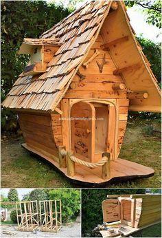 Pallet-Garden-House.jpg 750×1,100 pixels