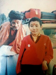 I remember this was on the way to Dharamsala. His name was Yogi Jamyan Lodro (Togden Ajam). He was being a monk in front of the 7th Khamtrul Rinpoche, Sangye Tenzin. He was also a great master who was very kind and happy; and always has smile on his face.    by Kyabje Khamtrul Rinpoche  Feb 12, 2013