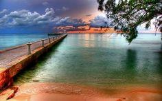 Sunset Rum Point, Grand Cayman