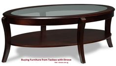 Table basse ronde Chloé Chloe Round Coffee Table, Mahogany Stain – Coffee Tables – Side Tables – End Tables – Pottery Barn - Interior Decoration Accessories coffee tables Coffee Table Pottery Barn, Small Coffee Table, Coffee Tables, New Classic Furniture, New Furniture, Media Furniture, Furniture Ideas, Outdoor Furniture, Round End Tables