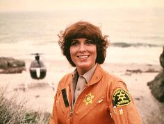 Pretty, Pretty Flight Suit Princess Joanna Cassidy from 240-Robert 2