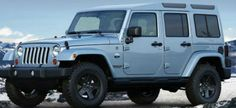 2018 Jeep Wrangler Unlimited Model