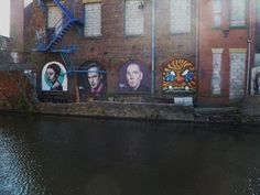 Pete Postlethwaite and others Ashton Canal