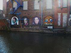 Pete Postlethwaite and others Ashton Canal
