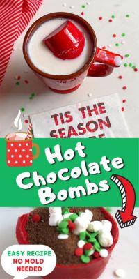 Hot Chocolate Bars, Chocolate Cookie Recipes, Chocolate Candy Melts, Melting Chocolate, Oatmeal Chocolate Chip Cookies, Red Chocolate, Christmas Baking, Christmas Treats, Christmas Drinks